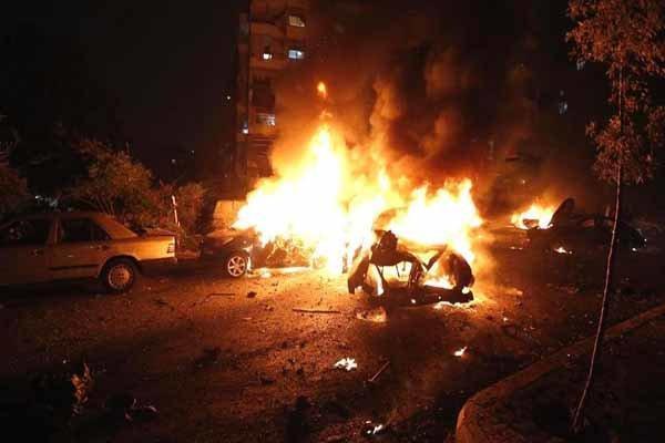 هفت نیروی حشد الشعبی در انفجاری در سامراء شهید شدند