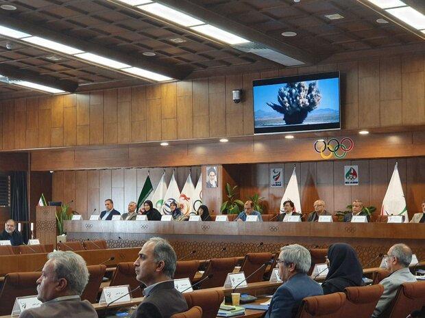 مجمع فوق العاده کمیته ملی پارالمپیک روز دوشنبه برگزار می گردد