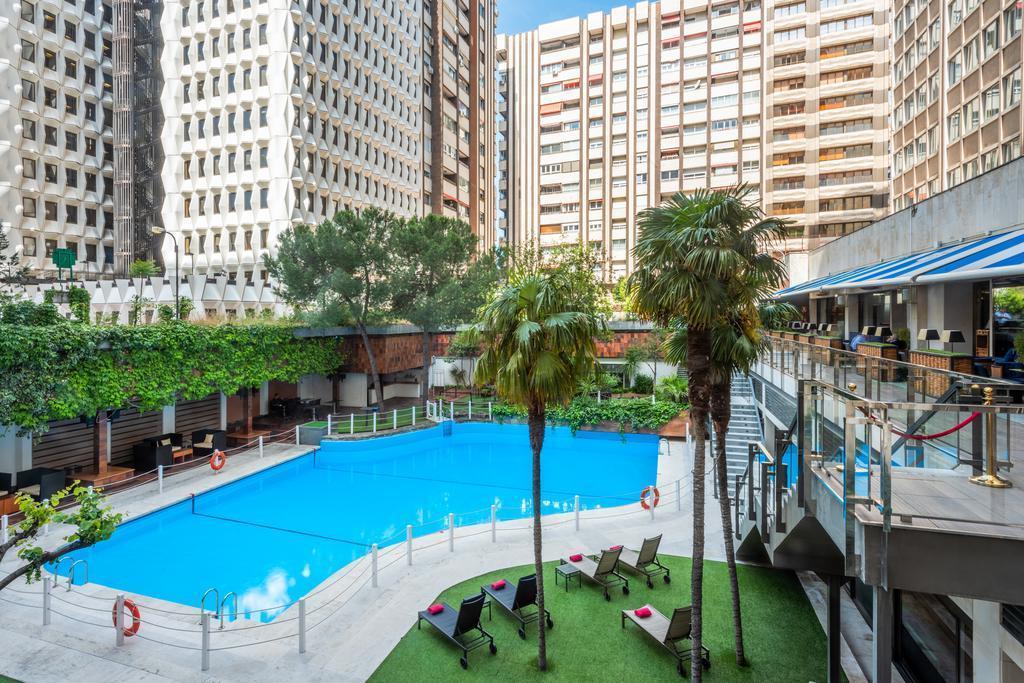 اقامتی عالی در هتل ملیا کاستیلا مادرید