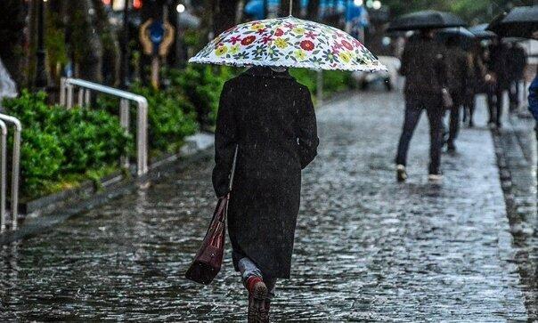 تهران امشب بارانی می شود ، باران ِتهران آلوده است؟
