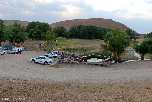 هفت کمپ گردشگری در استان سمنان بهره برداری می گردد