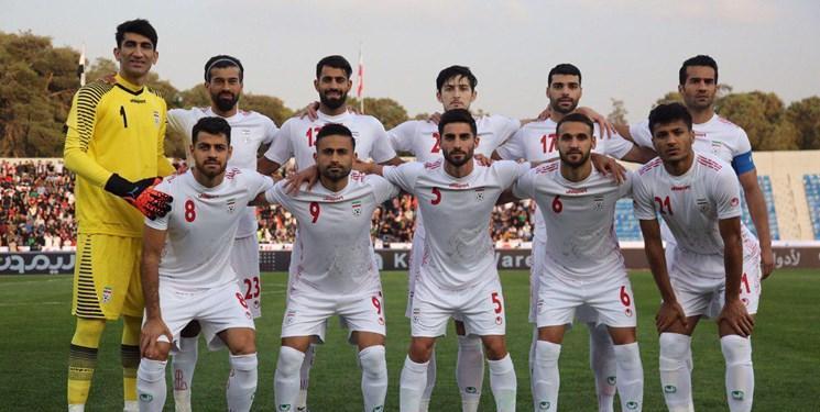 رده بندی جدید فیفا، ایران بدون تغییر در رده 33 دنیا و دوم آسیا