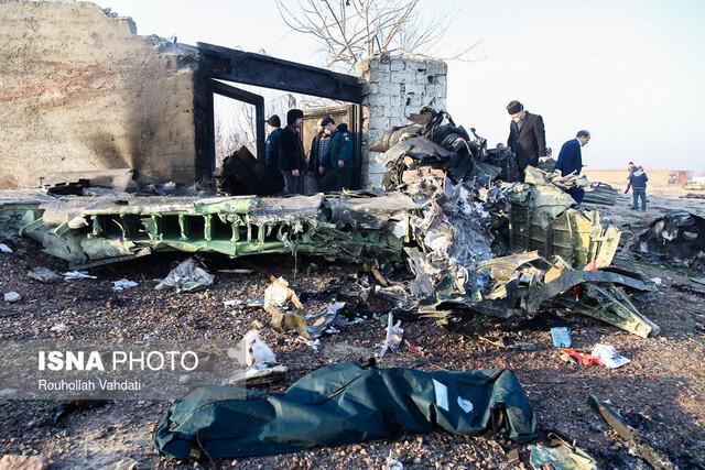 آیا سقوط هواپیمای اوکراینی با موشک ممکن است؟