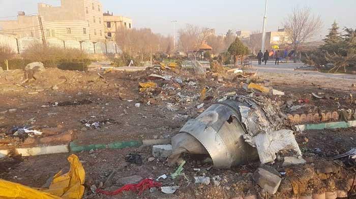 جزئیات تماس خلبان بوئینگ 737 اوکراینی با برج مهرآباد تا پیش از سقوط