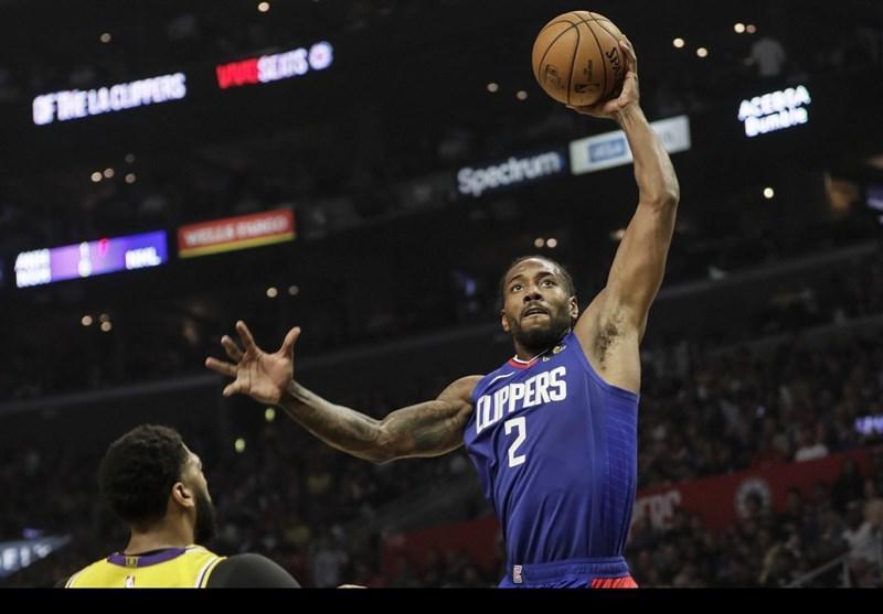 لیگ NBA، کلیپرز بر دالاس غلبه کرد، درخشش دونچیچ سودی برای موریکس نداشت