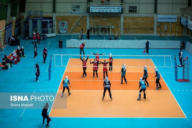 20 بازیکن به اردوی تیم ملی والیبال بانوان دعوت شدند