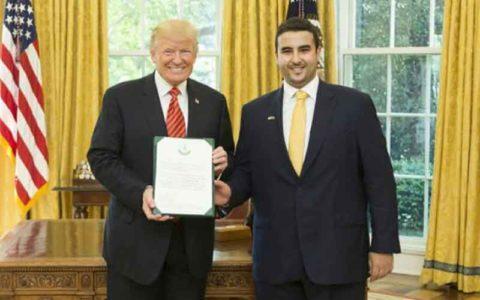 پسر ملک سلمان: ایران و داعش دو روی یک سکه اند!