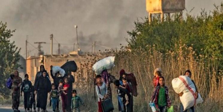 پلیس یونان به سمت پناهجویان گرفتار در مرز ترکیه گاز اشک آور شلیک کرد