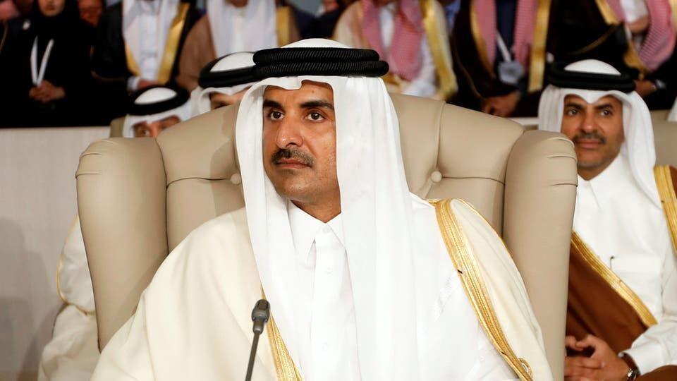 خبرنگاران امیر قطر خواهان تدابیر لازم برای بازگرداندن شهروندان قطری از ایران شد