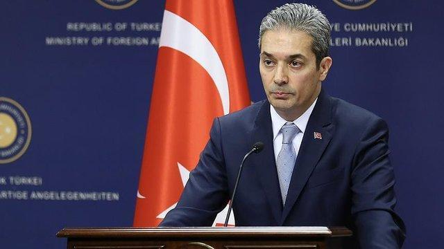 کشمکش یونان و ترکیه بر سر مهاجران