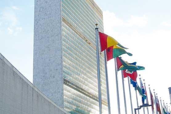 مقر سازمان ملل در نیویورک بسته شد