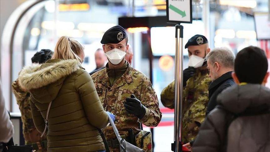 ایتالیا در صدر بالاترین نرخ مرگ و میر ناشی از کرونا
