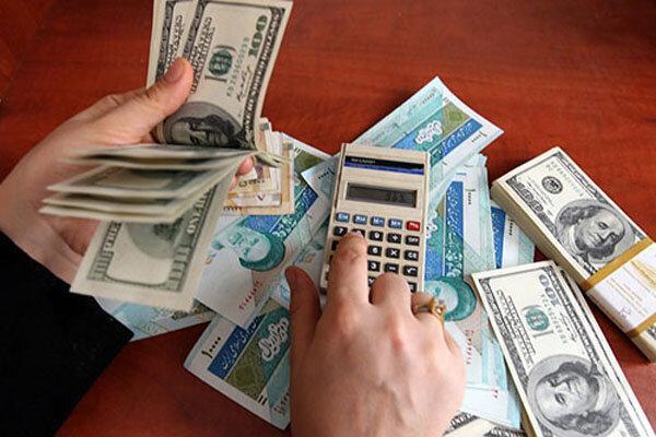 نرخ رسمی یورو افزایش و پوند کاهش یافت، ثبات قیمت 10 ارز ملی