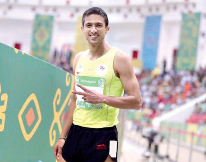 نیادوست: تعویق المپیک توکیو به نفع ورزشکاران شد، توانایی ثبت رکورد زیر 3.40 ثانیه را دارم