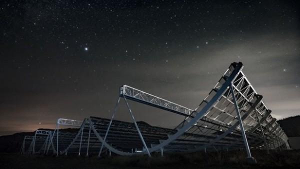 تکمیل تلسکوپ رادیویی بزرگ چیمه در کانادا