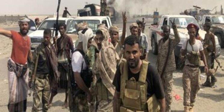 جنوب یمن ، شورش سه گردان نزدیک به عربستان و پیوستن به متحدان امارات