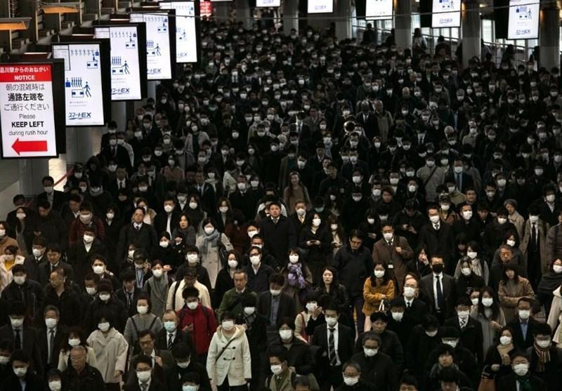 کاهش تعداد مبتلایان به کرونا در توکیو به زیر 100 نفر