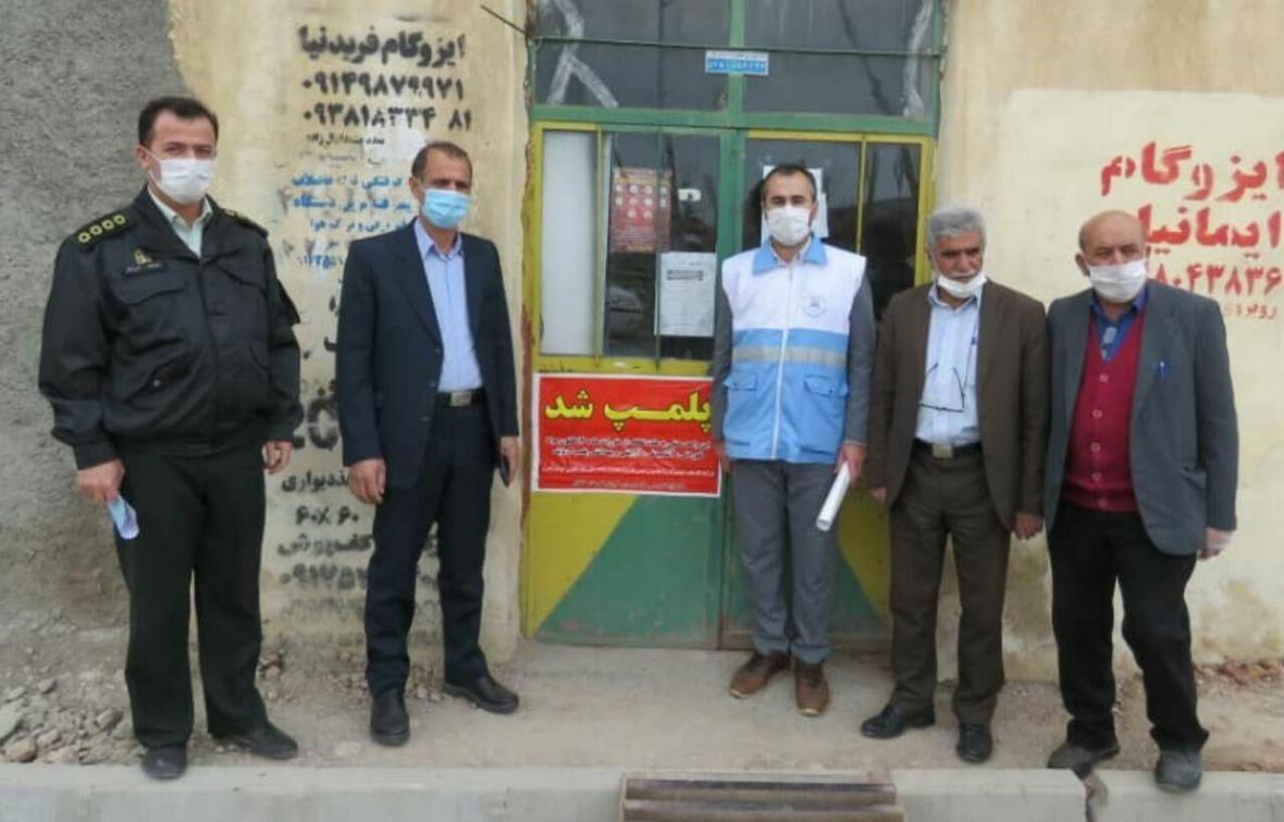 خبرنگاران سه واحد نانوایی در خلخال پلمب شد