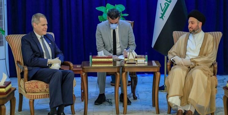 عراق با روسیه درباره تقویت روابط مالی و امنیتی گفت وگو کرد