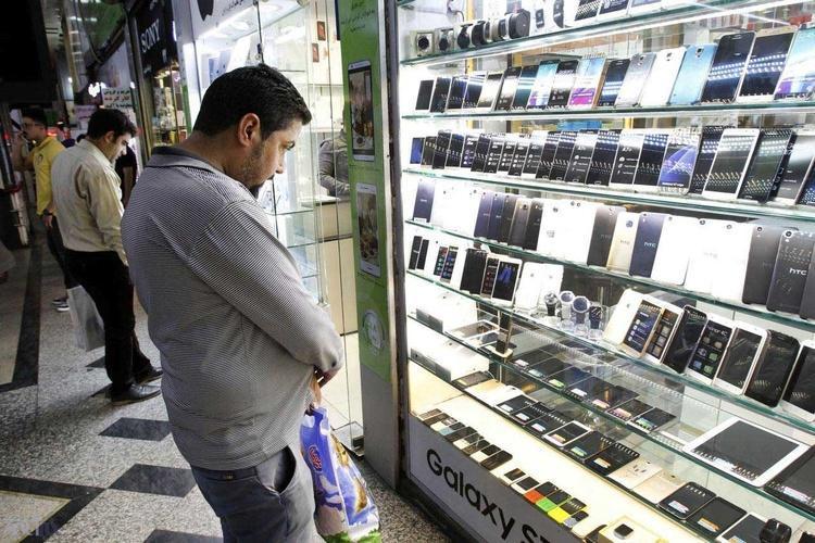 قیمت انواع گوشی موبایل سامسونگ در بازار امروز 12 خرداد 99