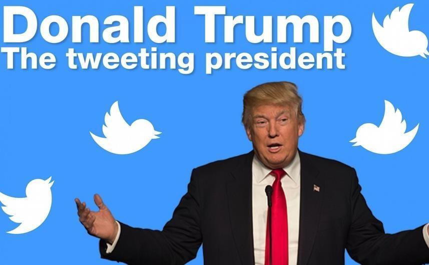 توئیتر کمپین تبلیغاتی ترامپ را غیرفعال کرد