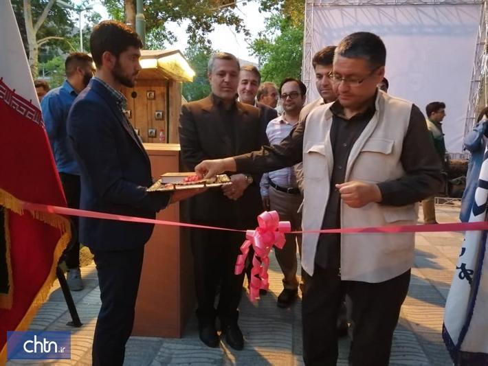 نمایشگاه صنایع دستی در شاهرود افتتاح شد