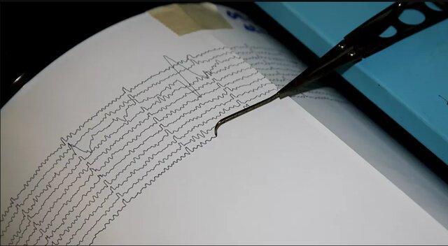 زلزله هجدک کرمان را لرزاند