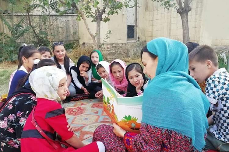 اغلب کتاب های کودک در افغانستان تداعی کننده کتاب های زرد در ایران است