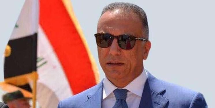 نخست وزیر عراق: گفت و گو با آمریکا بر خروج نیروهای این کشور از عراق متمرکز بود