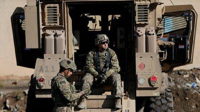 ائتلاف ضدداعش نیروهایش در عراق را کاهش داد