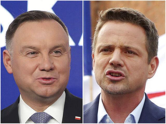 دور دوم انتخابات ریاست جمهوری لهستان برگزار گشت