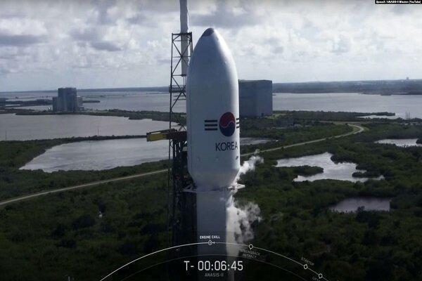 کره جنوبی نخستین ماهواره نظامی خود را به فضا فرستاد