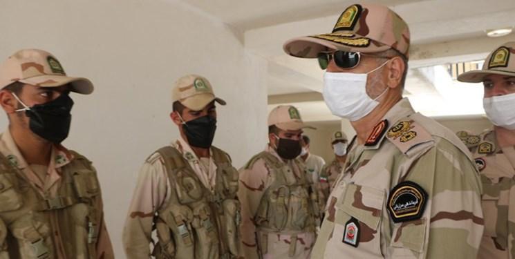 فرمانده مرزبانی ناجا: امنیت کشور در بالاترین سطح است