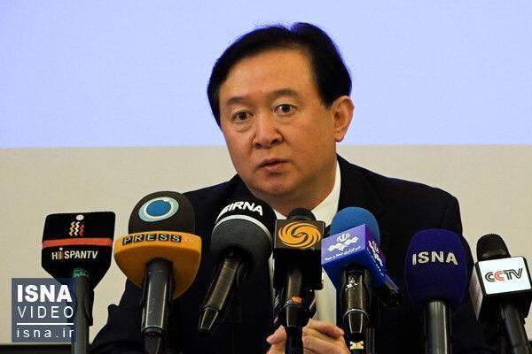 سفیر چین در ایران: فاصله های اجتماعی نمی تواند مانع روابط محکم ما و دوستان مان شود