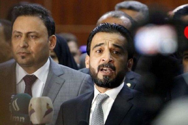 انتقاد از حلبوسی به سبب تعطیلی جلسات مجلس عراق