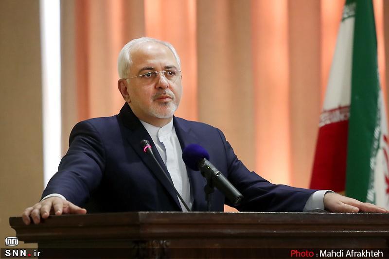 گفتگوی تلفنی ظریف و وزیر امور خارجه فرانسه