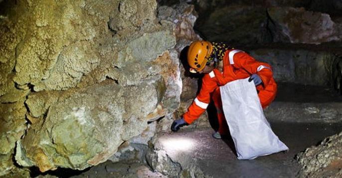 غارها در دوران کرونا پاکسازی می شوند