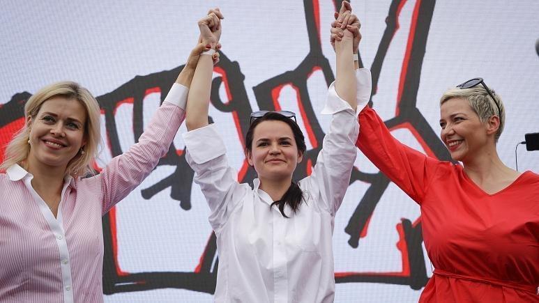 بلاروس؛ اتحاد سه زن علیه آخرین دیکتاتور اروپا