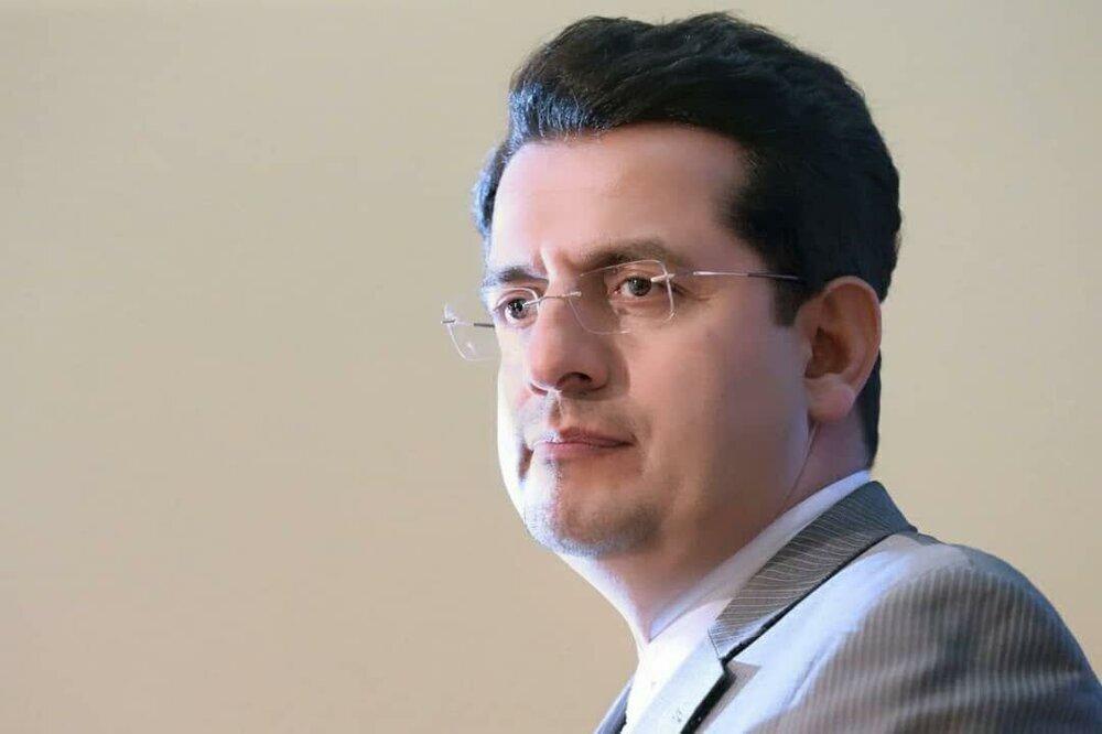 توئیت تازه سفیر ایران درباره تحولات قره باغ