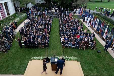 منشا خوشه ابتلا به کرونا در کاخ سفید تعیین شد
