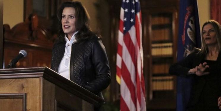 فرماندار میشیگان ترامپ را در طرح ربودنش هم دست دانست
