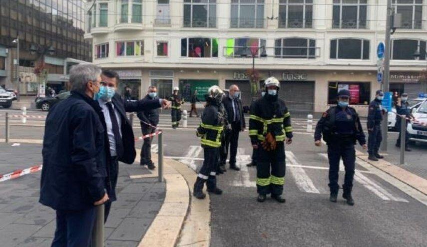 حمله با چاقو در فرانسه، یک نفر بازداشت شد