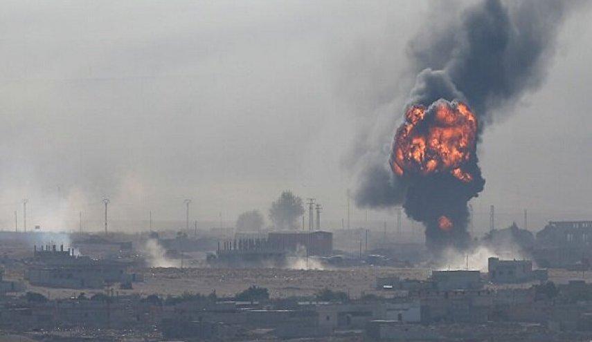 انفجار انتحاری در دمشق، حمله هوایی روسیه به شمال ادلب، نفوذ عناصری ناشناس به پایگاه آمریکایی