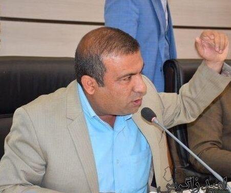 خبرنگاران شهرداری باشت 25 میلیارد ریال از دستگاه های اجرایی طلب دارد
