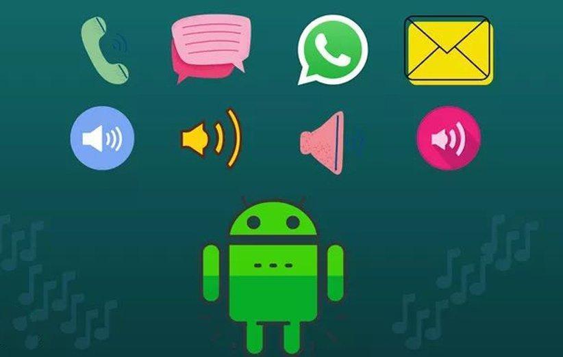 چطور صدای نوتیفیکیشن اپ های مختلف را در اندروید تغییر دهیم؟