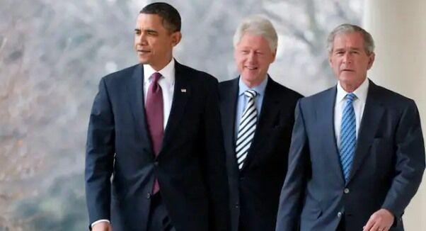خبرنگاران کوشش اوباما، بوش و کلینتون برای اعتماد مردم آمریکا به واکسن کرونا