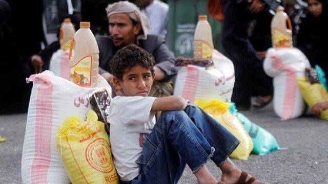 هشدار برنامه&zwnj جهانی غذا نسبت به موج جدید قحطی در یمن