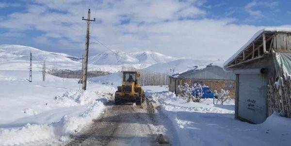 خبرنگاران راه 15 روستای آذربایجان شرقی مسدود است