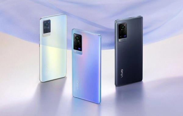 ویوو از پررچم دارهای جدید خود با نام ویوو X60 و X60 پرو رونمایی کرد