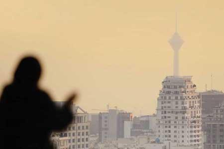 آلودگی هوا سالانه جان 4 هزار تهرانی را می گیرد